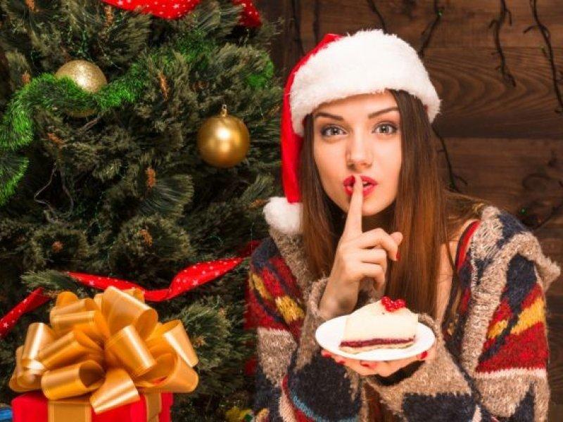 Как не набрать лишний вес за  новогодние праздники