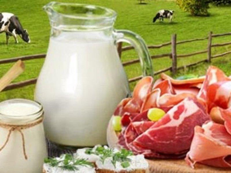 В России  вырастут цены на молоко и мясо