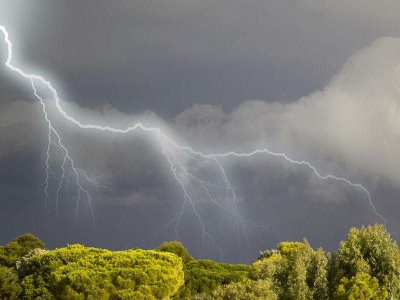 В Краснодарском крае 27 июля  объявлено штормовое предупреждение