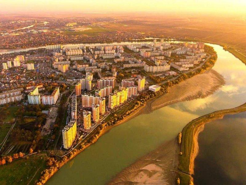 Краснодарский край вошел в ТОП-10 лучших в России регионов для жизни