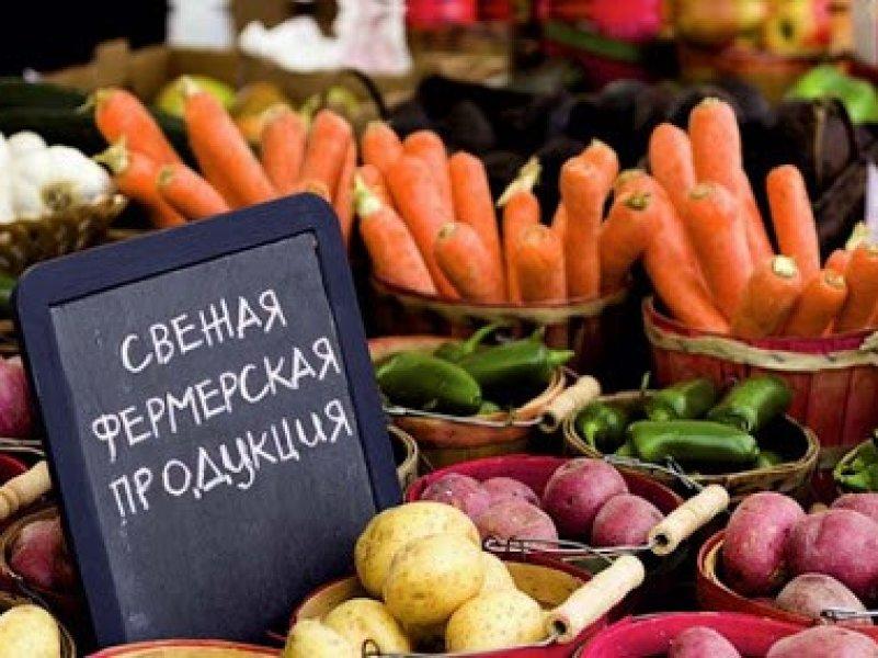 В  2021 году  на Кубани увеличат количество торговых мест для фермеров