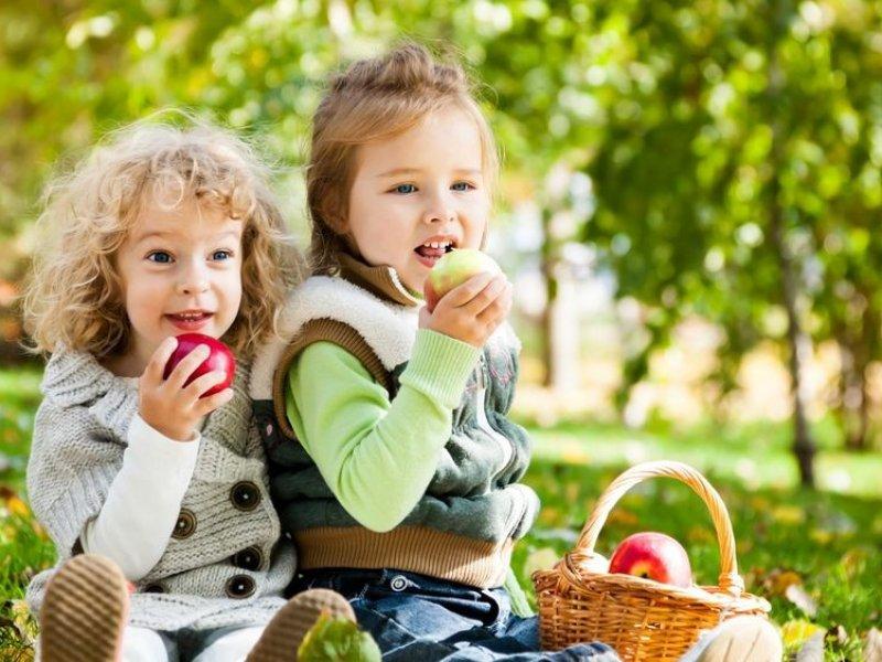Как осенью укрепить иммунитет и здоровье  ребенка?