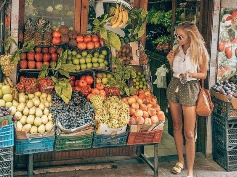 Как правильно есть фрукты летом