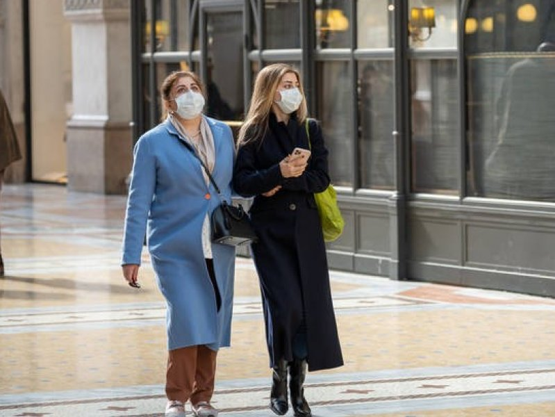 Назван срок, когда исчезнет необходимость носить маски