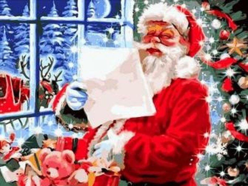 Что россияне  хотят в подарок от Деда Мороза