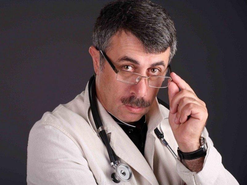 Советы доктора Комаровского : как сделать антисептик своими руками?