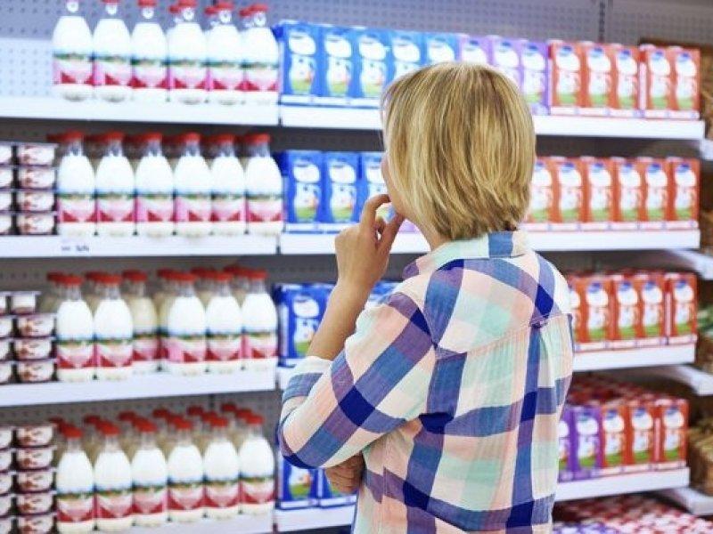 В России с 1 июля изменился порядок продажи молочных продуктов