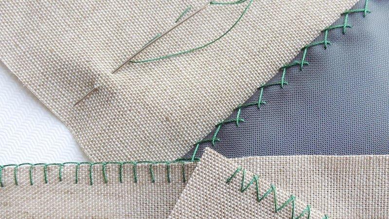 Как шить руками или виды ручных швов