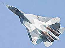 Выступление мощного российского истребителя T-50 на выставке МАКС-2011 (ВИДЕО)
