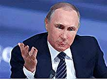 Путин опроверг наличие у него двойника