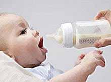 Молочные смеси приравняют к табаку и водке