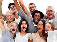 Сколько людей в мире, себя считают счастливыми?
