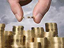 На Кубани реальная зарплата  за год сократилась на 9,2%