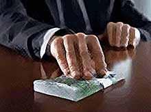 На Кубани средний размер взятки вырос почти на 75%