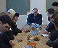 В Тимашевске состоялась очередная встреча участников Совета общественности