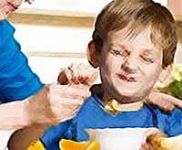 Питание по графику снижает интеллект ребенка (видео)