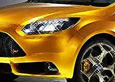 """Компания Ford рассекретила \""""заряженный\"""" Ford Focus ST нового поколения"""