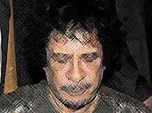 Каддафи умер от ран (видео)