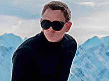 В Интернете появился эффектный трейлер новоого фильма о Джеймсе Бонде