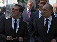 Российское руководство в полном составе посетит Крым