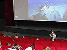 В Тимашевске начал свою работу кинофестиваль «И льется колокольный звон…»