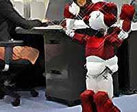 Японцы создали чудо-робота,способного найти потерянную вещь (видео)