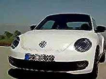 Volkswagen Beetle во всей своей красе. (видео)