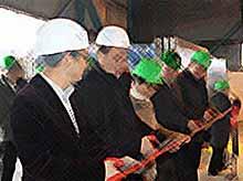 В Тимашевске  сегодня открыли российско-китайское предприятие