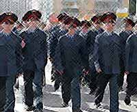 Безопасность на Радоницу в Тимашевске  обеспечат около 100 полицейских