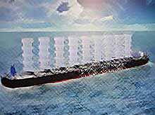 Современные паруса позволят сэкономить до 30% топлива