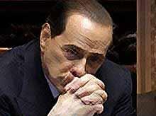 Сильвио Берлускони ушел в отставку (видео)
