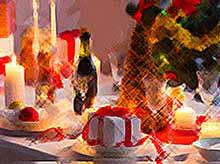 Во сколько обойдется набор продуктов для новогоднего стола российской семье