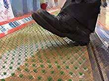 В Испании изобрели коврики против воров