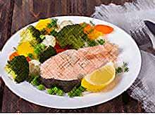 Вкусно и просто: рыба на пару