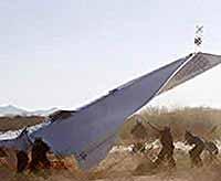 В США запустили самый большой в мире бумажный самолет (видео)