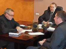 В Тимашевске прошел круглый стол«Противодействия экстремизму и терроризму»