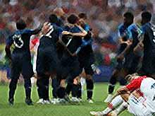 Чемпионом мира по футболу — 2018 стала Франция