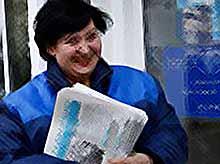 В России на грани вымирания почтальоны