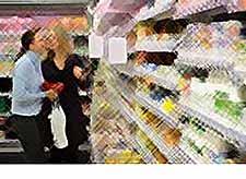 Большинство россиян предпочитают покупать отечественные продукты