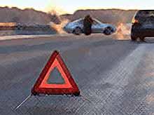В Тимашевском районе за неделю произошло 35 автомобильных аварий