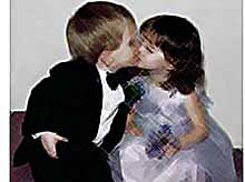 Что такое свадьба и как ее видят дети
