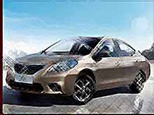 Nissan представила новый компактный седан Sunny