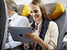 Самолеты в России  обеспечат интернетом