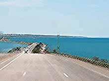 Губернатор Кубани запретил ремонтировать дороги к Черному морю летом