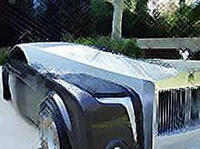 Интересный премиум-концепт Rolls Royce Apparition Concept