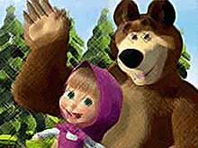 """""""Машу и медведя"""" покажут в Китае и Японии"""