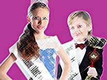 Ежегодный Международный детский конкурс красоты и талантов «Prince  & Princess Universe 2012»