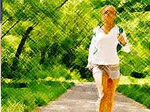 Ходьба улучшает память и познавательные способности