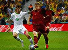 Российские футболисты покидают ЧМ-2014
