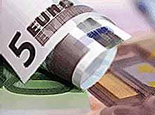 В банках Краснодара евро продают по 115 рублей